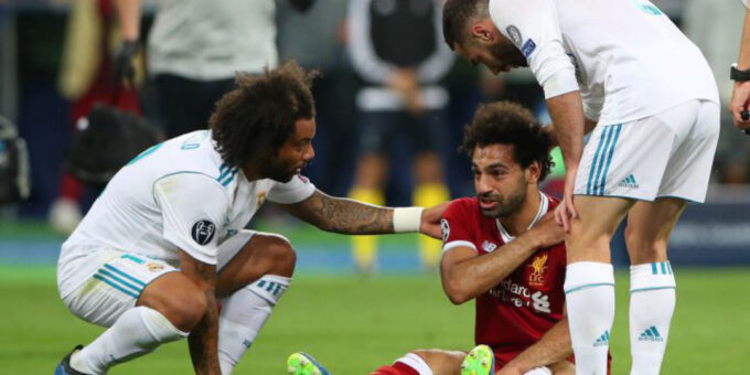 """Salah will NEVER forget the incident with Sergio Ramos"""