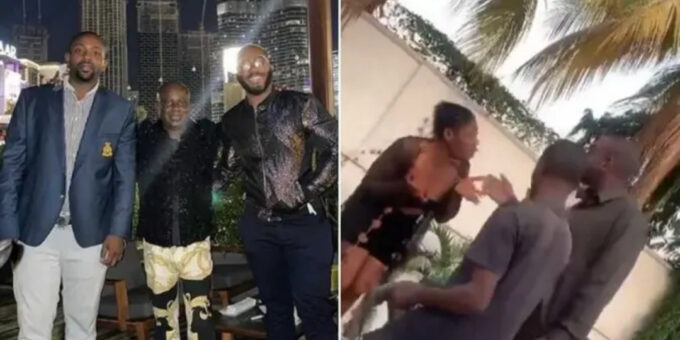 Sex worker allegedly embarrasses Kiddwaya brother for not paying her