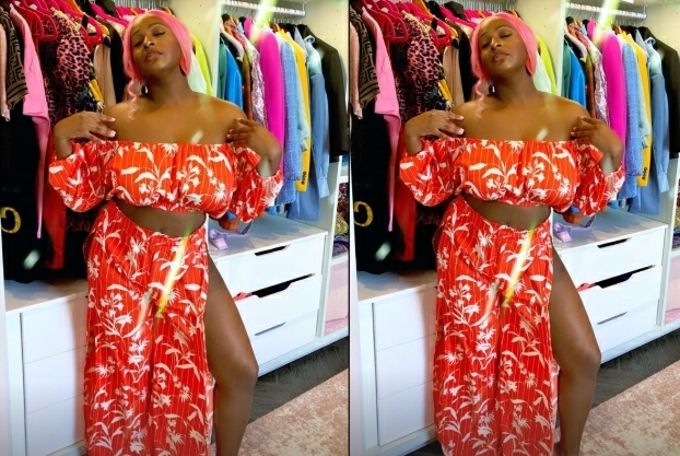 DJ Cuppy's Mother 'Calls Her Out' After She Shared Photos Showing Too Much Skin On Social Media