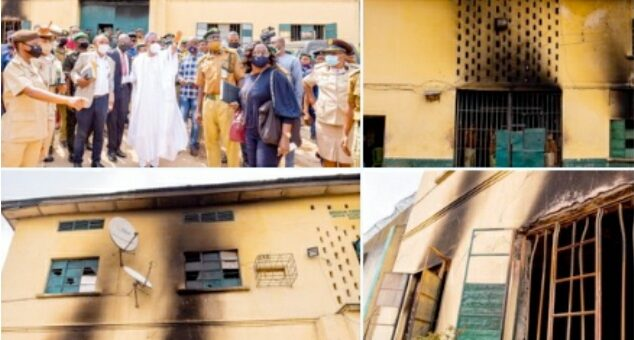 Amnesty To Be Given To Inmates Who Voluntarily Returned To Prison After Imo Jail Break – FG Opens Up