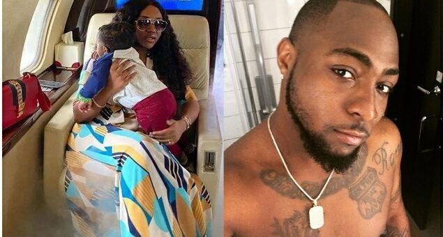 """Hence Davido Didn't Pay My Bride Price, He Won't Get Close To Baby Ifeanyi"" – Chioma Allegedly Vows"