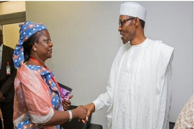 Get Ready For 2 More Years Of Wailing – Lauretta Onochie To Nigerians Angry Over Buhari's Checkups In London