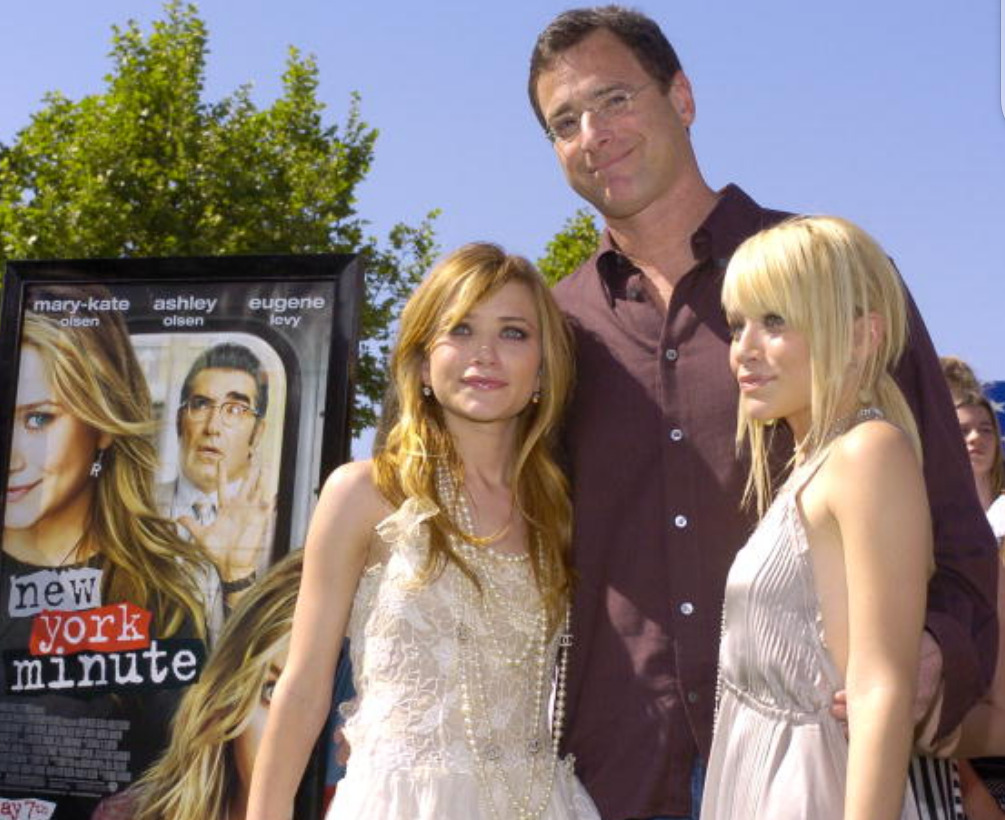 What disease does Bob Saget have , why Olsen twins are not in Fuller House?