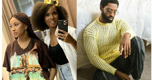 Ric Hassani Accepts Jemima Osunde's Proposal With A Little Touch From Adesua Etomi