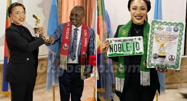 Zubby Michael, Uche Elendu, Nkechi Sunday Others React To Tonto Dikeh's Appointment As UN Ambassador