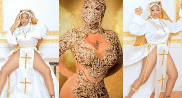 Days After Storming The Gram With Seductive Photos, Celebrity Stylist Toyin Lawani Loses Dad