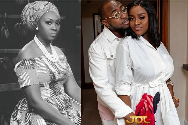 """""""Stay Away From People's Businesses"""" – Nigerians Attack TV Host For Condemning Davido's Baby Mama, Chioma"""
