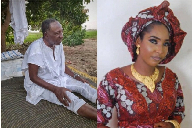74-Year-Old Federal Minister Of Agriculture Reportedly Takes 18-Year-Old Girl As New Wife