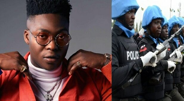 """""""We Won't Vote In Anyone Who Has No Plans On Reforming The Police"""" – Singer, Reekado Banks"""