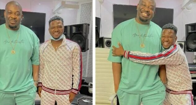 'E Don Happen E Don Shele! Don Jazzy Says As He Unveils New Marvin Records Signee