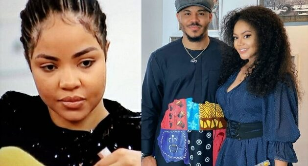 """""""Please He Should Forget About Nengi"""" – Fans Reacts To Photos Of Ozo And Nadia Buhari Together"""