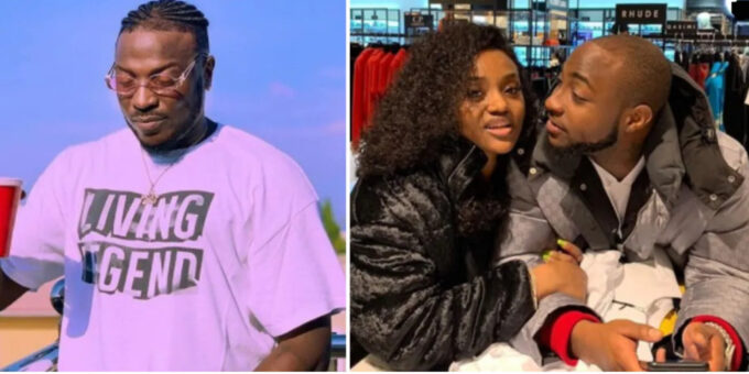 Singer Peruzzi talk about Davido and Chioma and the Allegation that He Slept with Chioma