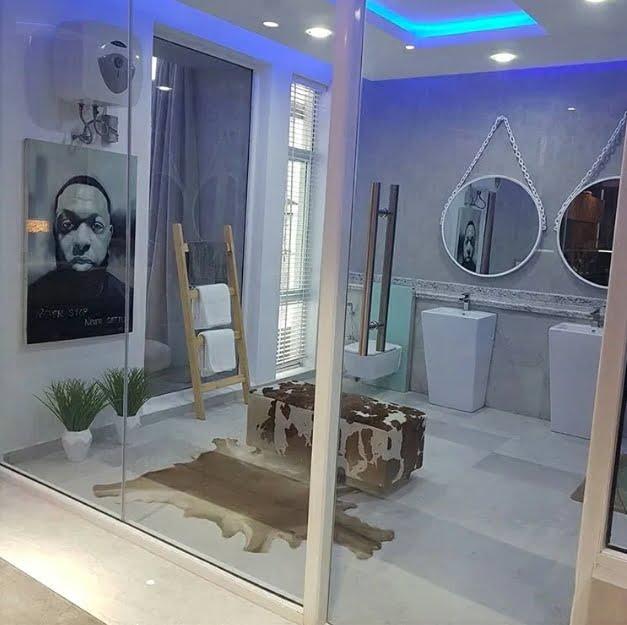 SEE The Incridible Interior Of Timaya's Mansion In Lekki – Photos
