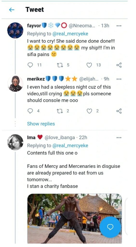 """""""Break-up Happens, We're Done"""" – Mercy Eke Confirms End Of Relationship With Ike (VIDEO)"""
