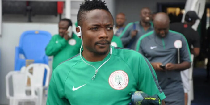 Ahmed Musa's transfer to Kano Pillars confirmed