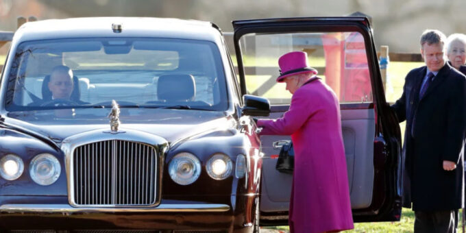 How much is the Queen's Bentley State car worth? Eye-watering value revealed