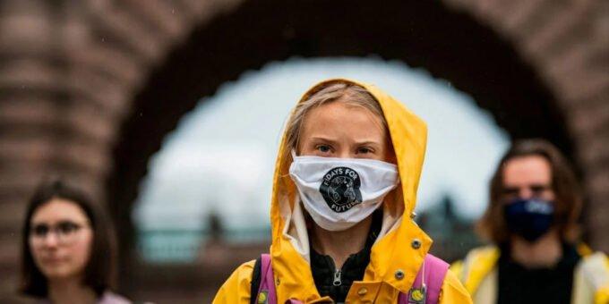 Greta Thunberg testifies at US climate hearing on Earth Day