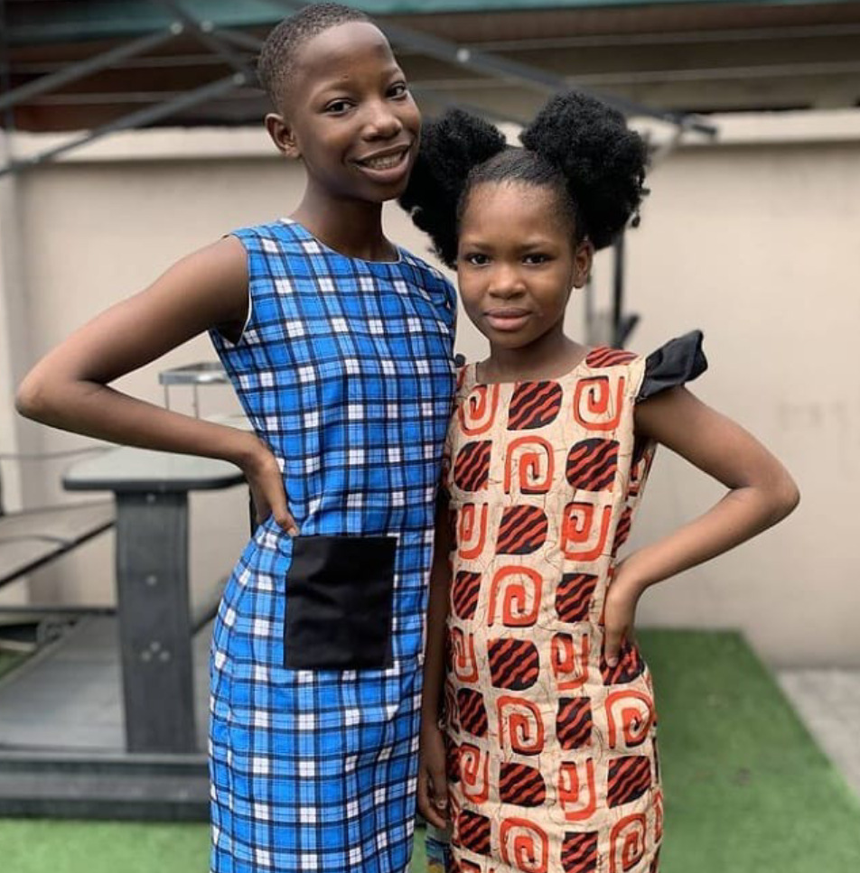 Emmanuella ( Mark Angel ) Is Now An Adolescent, Check Out These Adorable Pictures Showing Her Growth