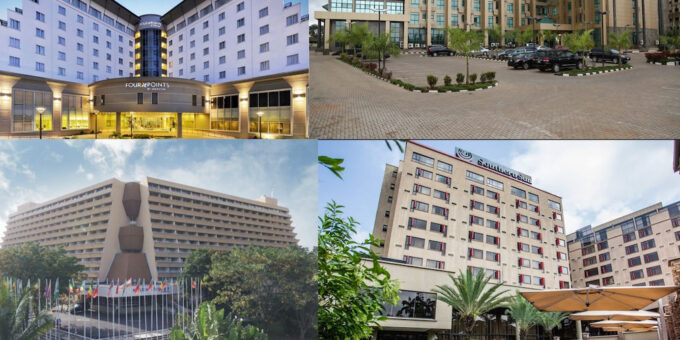 Most Expensive Hotel In Nigeria 2021: Check out their Names