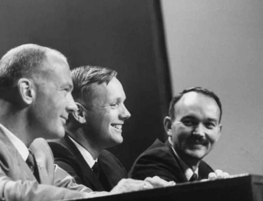 Which Apollo 11 astronauts are still alive? Michael Collins dies age 90