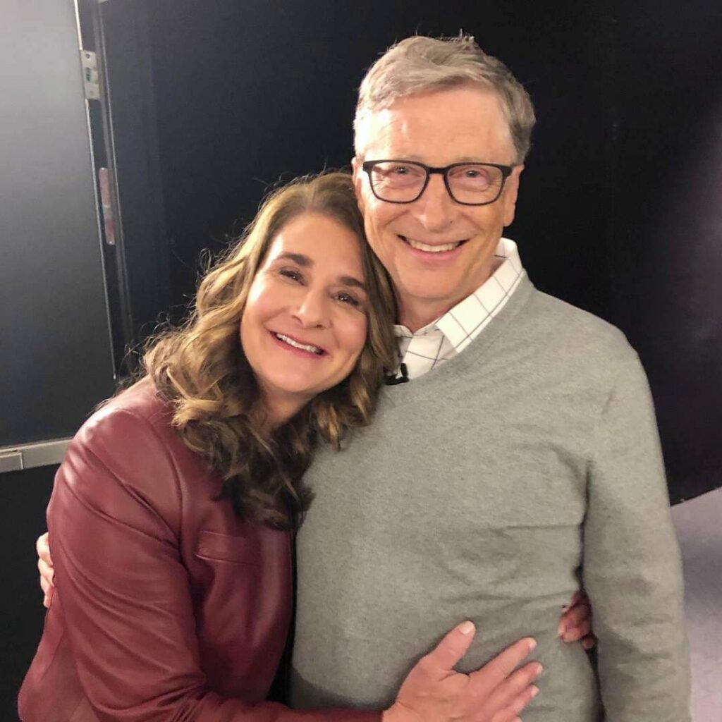 Bill Gates and Melinda Gates are breaking up after 27 years