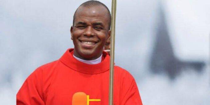 Catholic suspends father Ejike Mbaka over row with Buhari