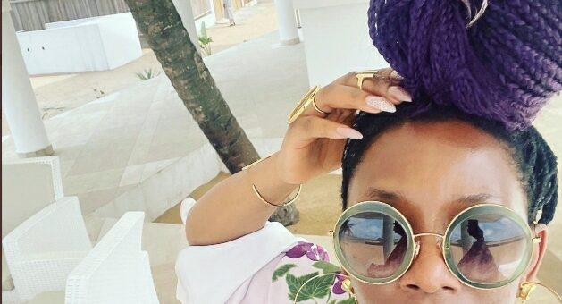 Veteran Nollywood actress, Genevieve Nnaji has once again captivated her fans, followers and other social media users with her latest photos.