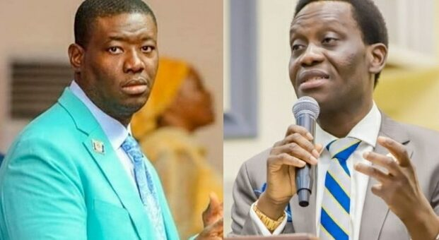 Dare Adeboye's Younger Brother, Leke Reacts To His Demise