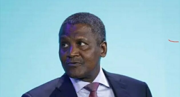 I Didn't Inherit Anything From My Father – Dangote Reveals He Made His Own Money (Video)