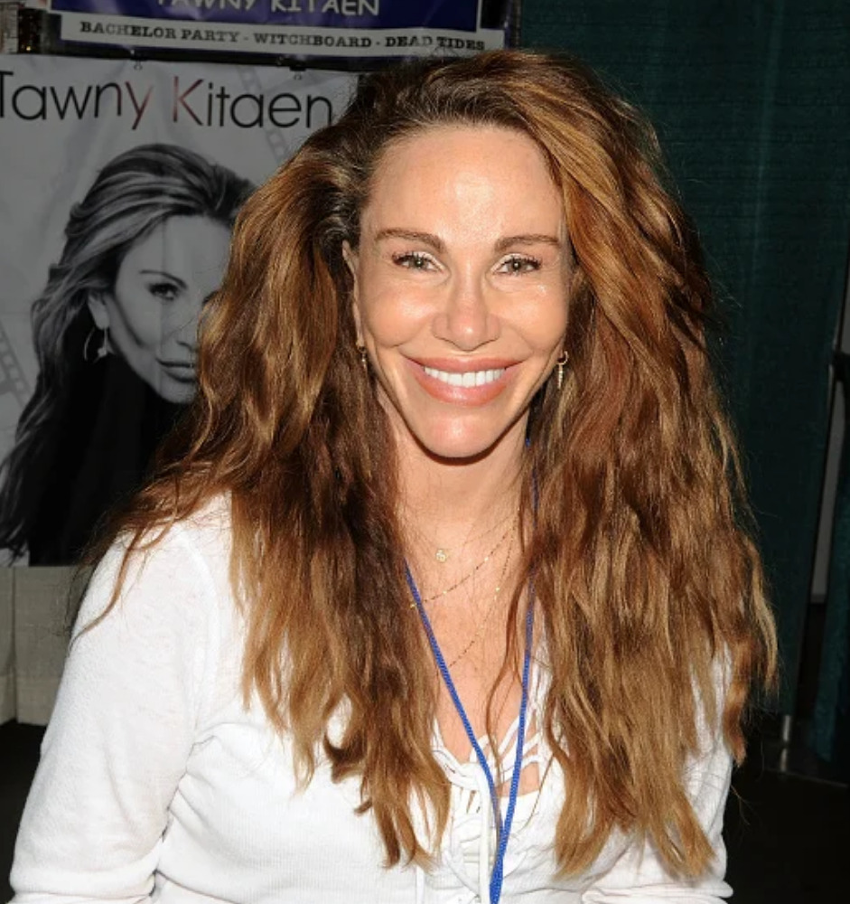 What happened to Tawny Kitaen?  cause of death flood Twitter