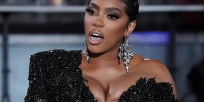 Porsha Williams Says She Is Blessed And Highly Favored - Check Out Her Message