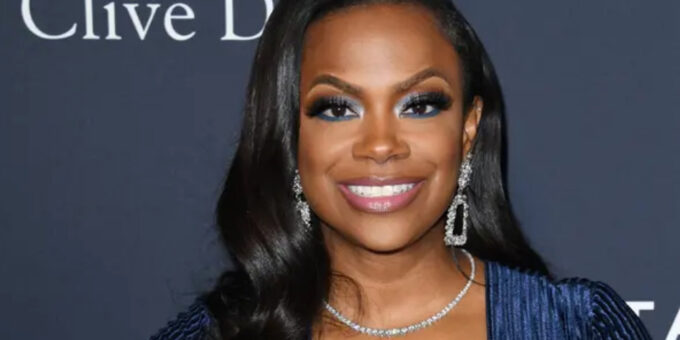 Kandi Burruss' Photo