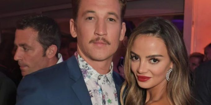 Does Miles Teller have a girlfriend or wife? Meet Keleigh Sperry!