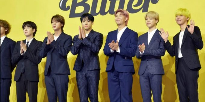 BTS 'hotter version' of Butter – release date and how to listen!