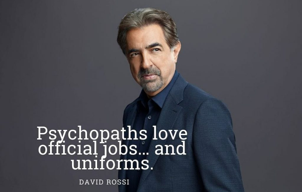 All Criminal Minds quotes cast and character explain