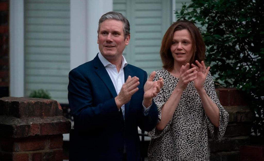 Keir Starmer Biography: net worth, wife, age, height, family, nationality