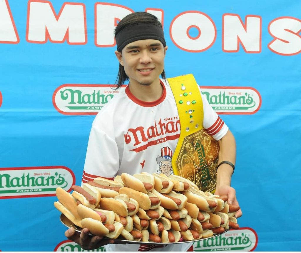 Matt Stonie Bio: net worth, wife, heart attack, girlfriend, hot dog, age, ig, weight