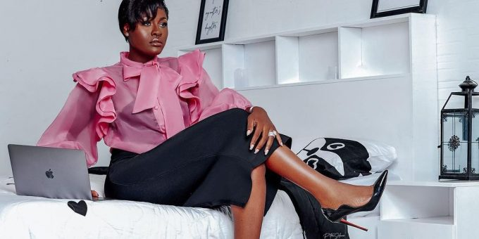 """""""Your potential is gold hidden in you, dig to get it out"""" – BBNaija star, Alex Unusual tells fans"""