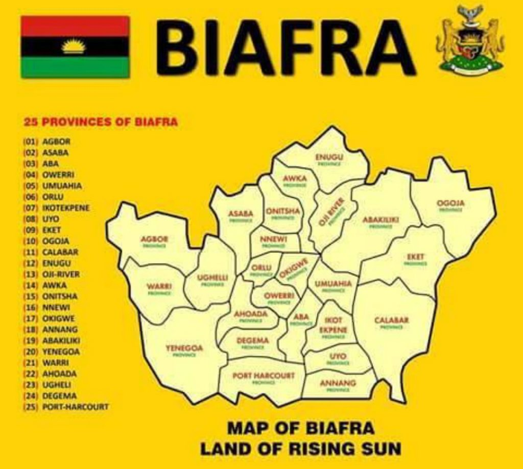 "Biafra map is less than half of Borno""- Adamu Garba mocks IPOB"