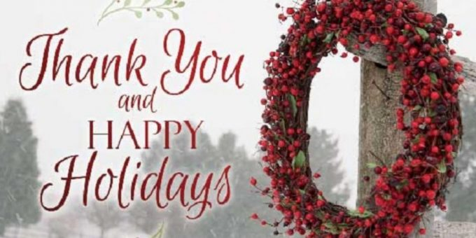 45 Business Thank You Messages for supplier, Christmas and to customers