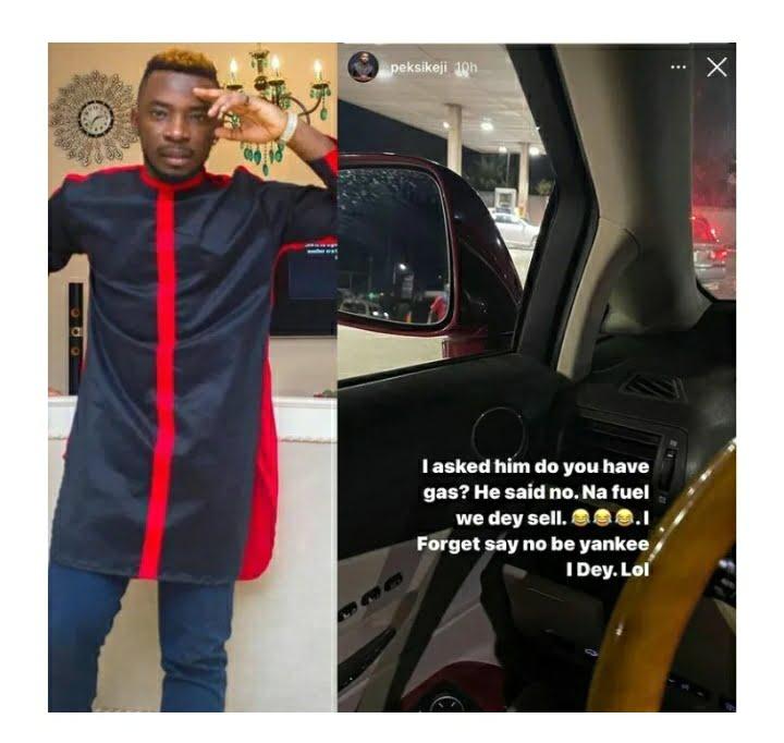 Linda Ikeji's Brother Peks Ikeji Confuses Nigerians With Life Abroad