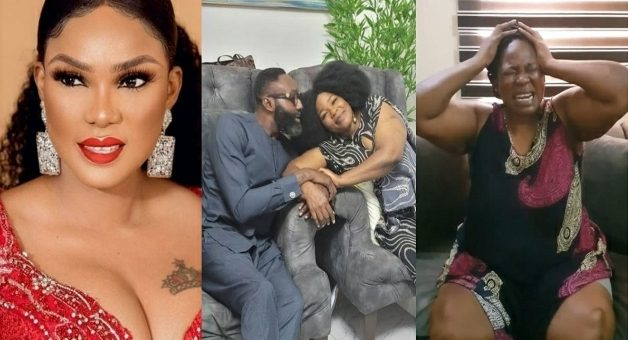 Iyabo Ojo, Empress Njamah React As Actress, Ada Ameh Flaunts Lover Barely A Year After The Death Of Her Only Child