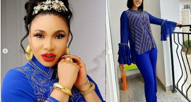 """""""Dear Young Woman, You Can Be Your Own Sugar Daddy"""" – Tonto Dikeh"""