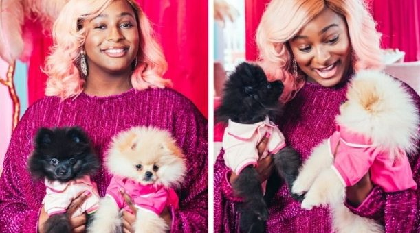 My Dogs Live A Better Life Than Me — Billionaire Daughter, DJ Cuppy