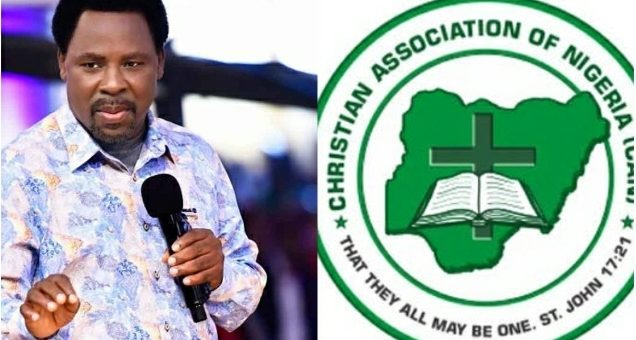 CAN Finally React To Death Of Prophet T.B Joshua