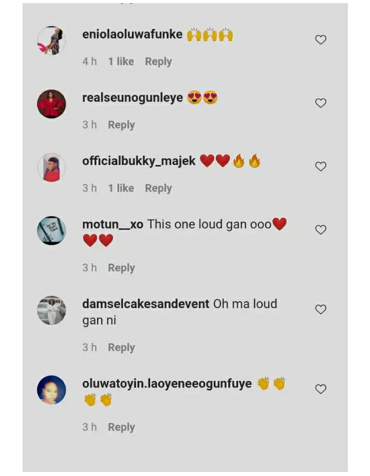"""""""This One Is Loud"""" – Fans React To This Photo Of Patience Ozokwor And Odunlade Adekola"""
