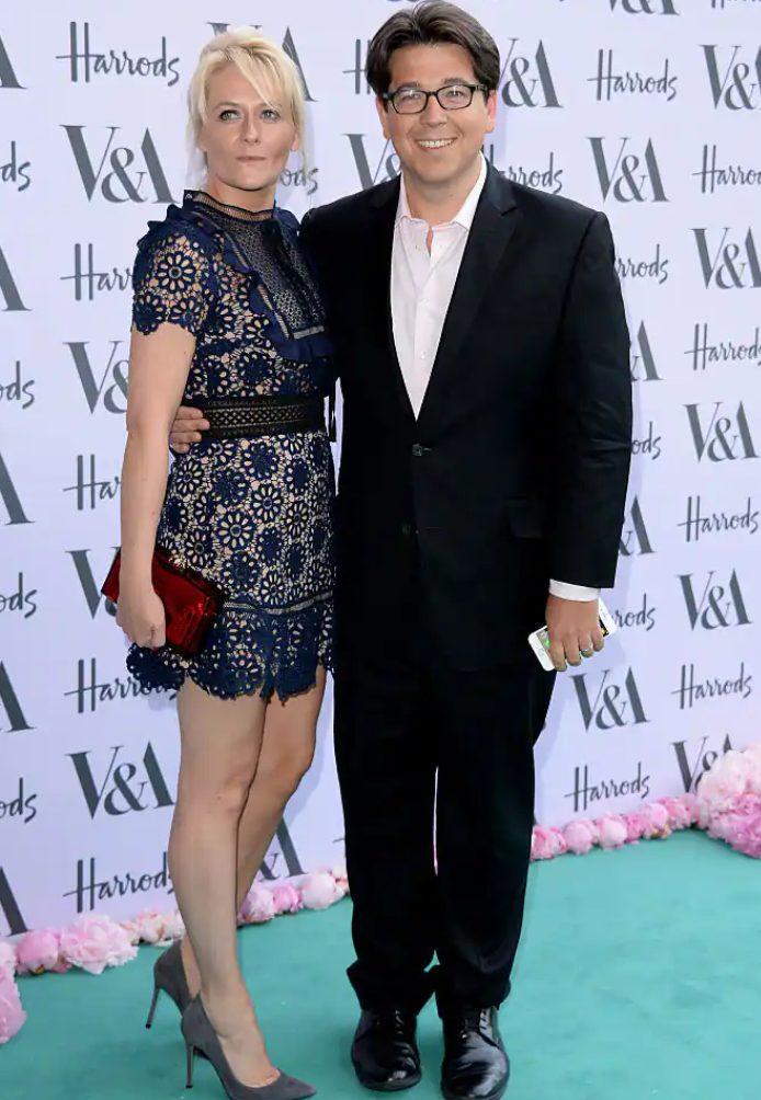 Kitty McIntyre Bio: net worth, wedding, age, height, wiki, job, family, Michael McIntyre's wife