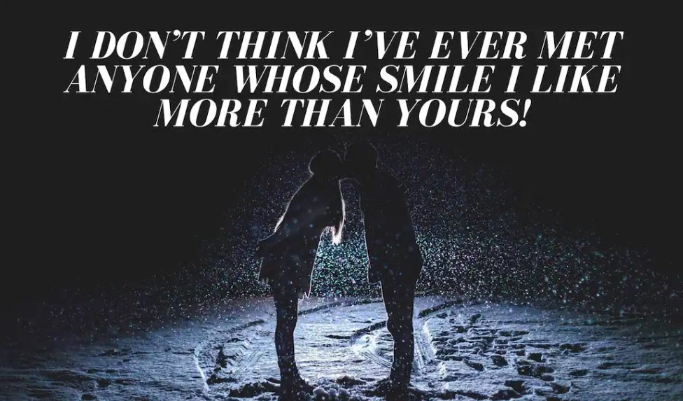 Text messages to make him smile, touching sms from the heart
