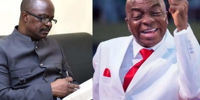 """""""Only one-man family business churches are complaining about CAMA"""" - Pastor Moses Alu (Video)"""