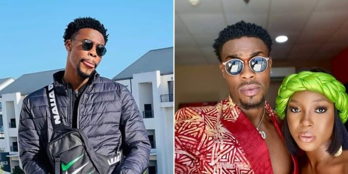 BBNaija: Neo's Mum Urges Vee to Sit Beside Him in Cute Video as They Meet During Gift Presentation Event